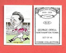 Northampton Town George Odell 20 (FC)